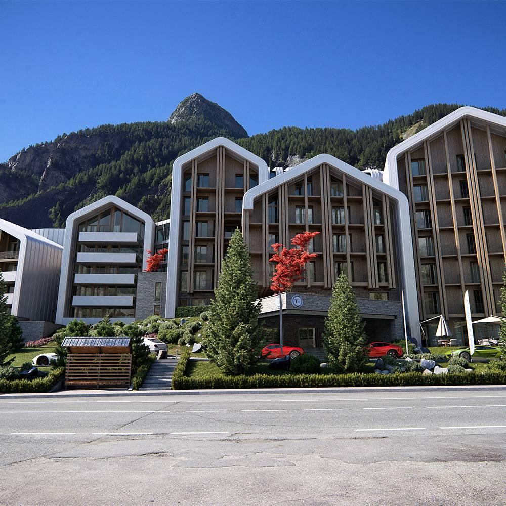 Th courmayeur hotel per gruppi vacanze in montagna estate offerte speciali per famiglie - Hotel courmayeur con piscina ...